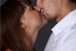 embrasser un ex